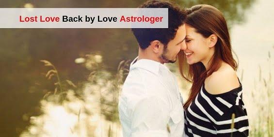 Lost Love Back Astrologer