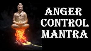 Mantra To Control Anger